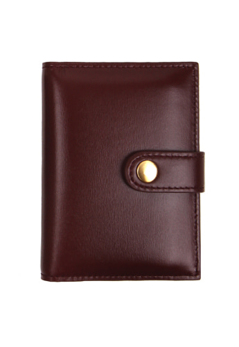 CARD WALLET (WINE)