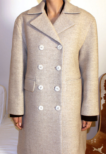 Premium Herringbone-Coat