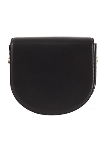Halfmoon bag(black)