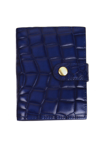 card wallet(blue)