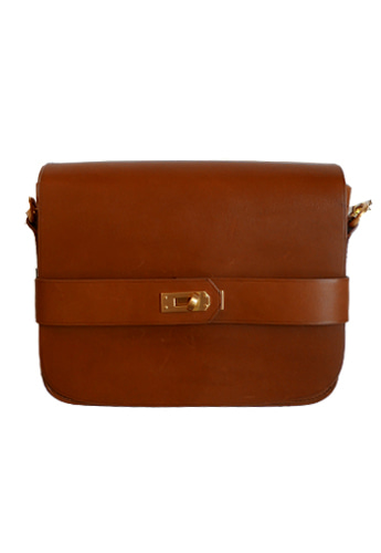 Accordion bag(brown)