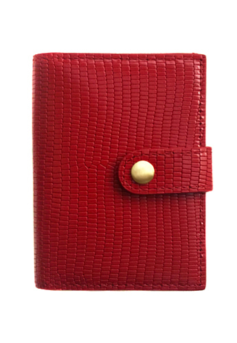[new red] card wallet
