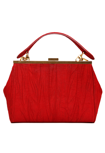 Frame classic bag (red)