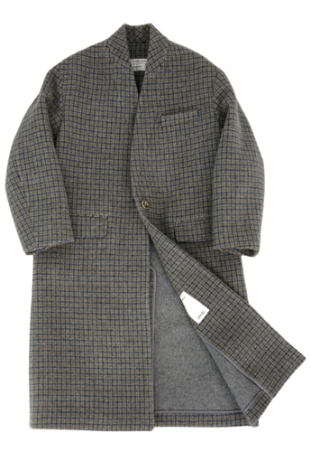 Marant gray long coat